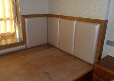 家居床头软包-产品展示-琼海椰思宝床垫厂