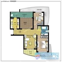 2室2厅2卫  0平米