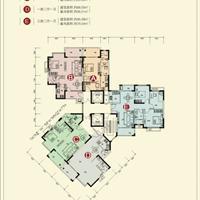 3室2厅1卫  96平米