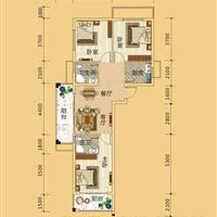 3室2厅2卫  112平米