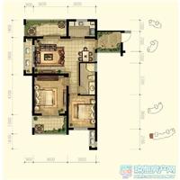 2室2厅1卫  94平米