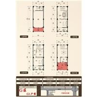 2室1厅1卫 250.6平米