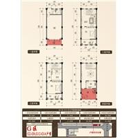 2室1厅1卫 255.69平米