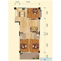 3室2厅2卫  123.37平米